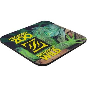 "Full Color Soft Mouse Pad (8""x7""x1/16"")"